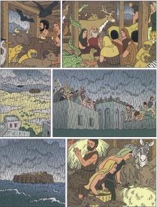 4. Noè i el diluvi 02