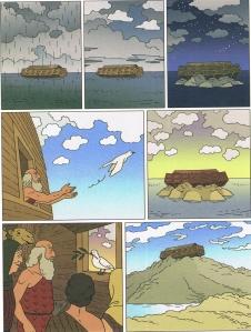 4. Noè i el diluvi 03