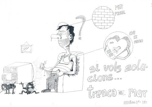 Dibuix de Sergi