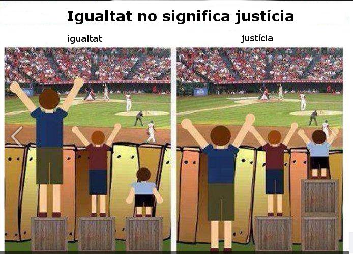 igualtat i justícia