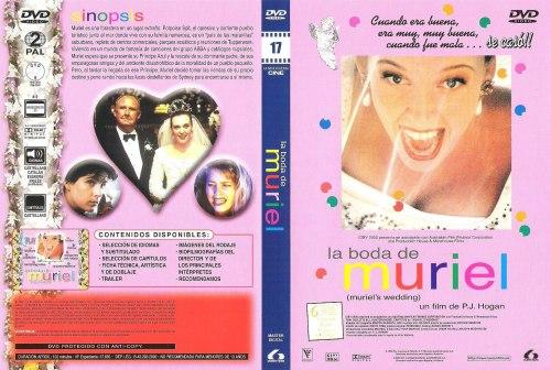 La_Boda_De_Muriel-Caratula