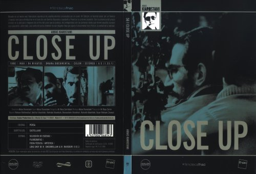 Close Up dvd