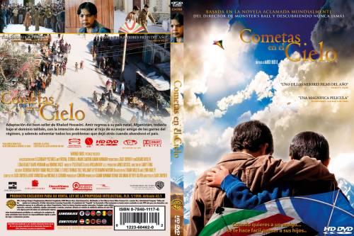 Cometas En El Cielo caratula dvd