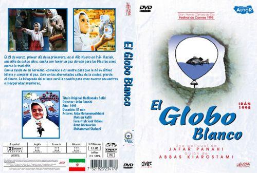 El Globo Blanco dvd