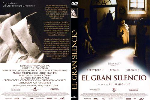 El Gran Silencio caratula - dvd