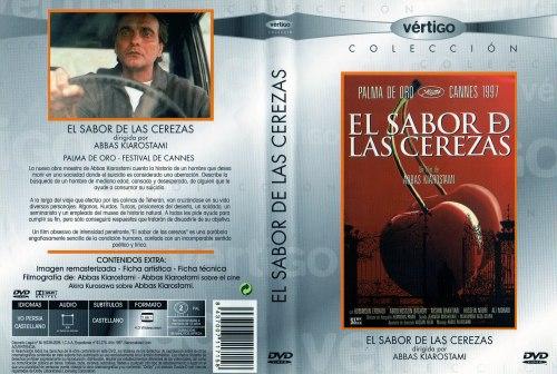 El_Sabor_De_Las_Cerezas-Caratula