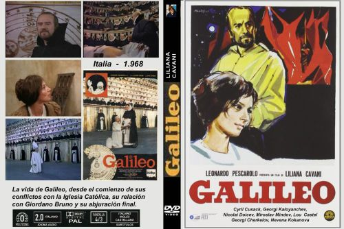 Galileo 1968 - dvd