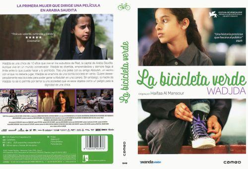 La Bicicleta Verde caratula dvd