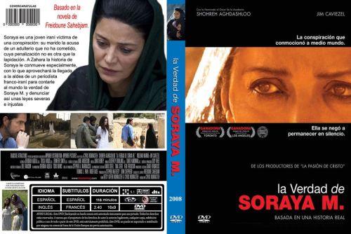 La Verdad De Soraya M caratula dvd