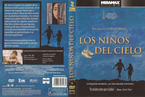 Los Ninos Del Cielo caratula