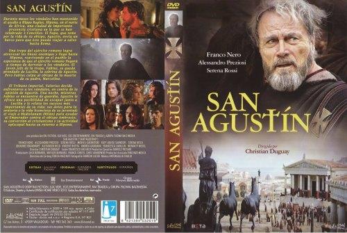 San Agustin caratula - dvd
