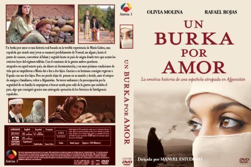 Un Burka Por Amor caratula dvd