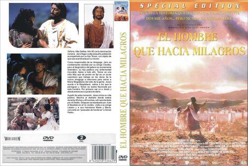 El Hombre Que Hacia Milagros caratula dvd