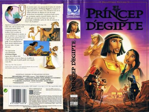 El príncep d'Egipte 01