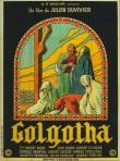 Gólgota - Golgotha - Julien Duvivier - cartel