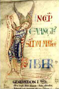 icona evangeli mateu