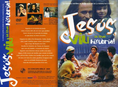 Jesús viu la seva història caràtula