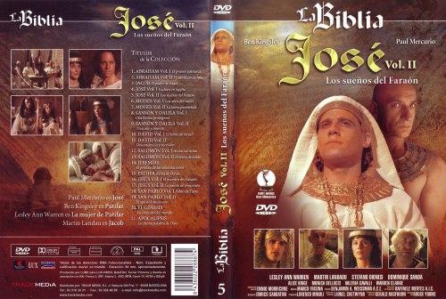 La_Biblia_Jose_Volumen_II_Los_Suenos_Del_Faraon-Caratula