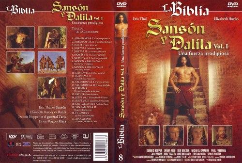 La_Biblia_Sanson_Y_Dalila_Volumen_I_Una_Fuerza_Prodigiosa-Caratula