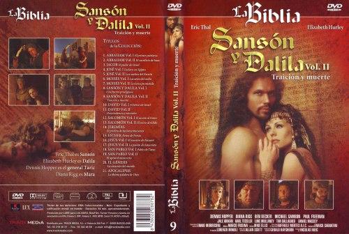 La_Biblia_Sanson_Y_Dalila_Volumen_II_Traicion_Y_Muerte-Caratula