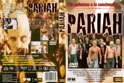 Pariah-Caratula