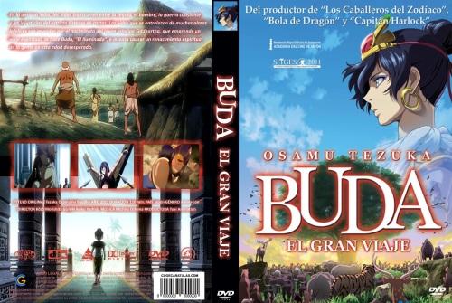 Buda, el gran viaje caratula