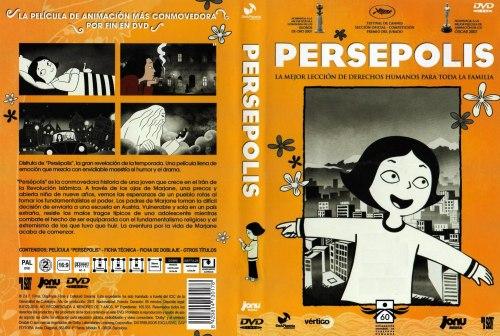 Persepolis-Caratula
