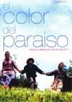 color del paraiso cartell
