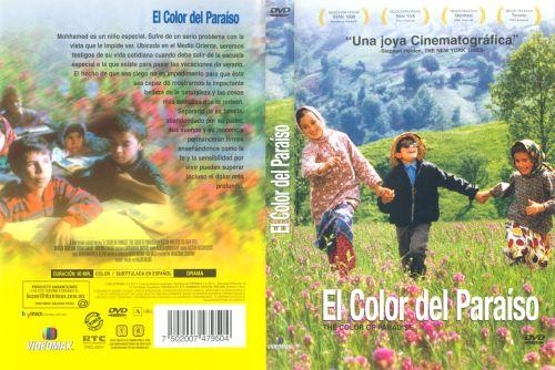 El Color Del Paraiso - dvd