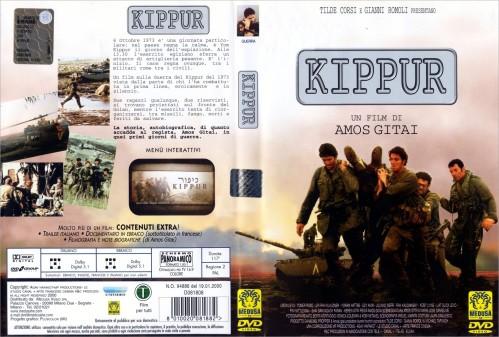 kippur dvd