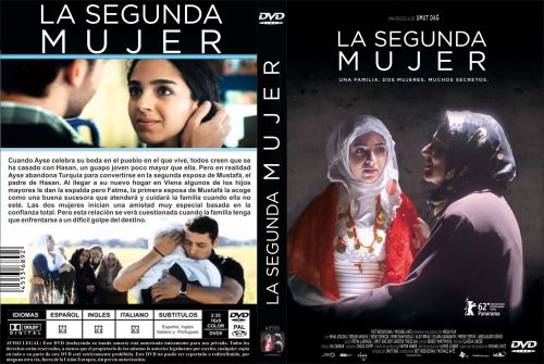 La Segunda Mujer 2012 - dvd