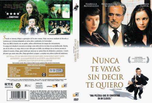 Nunca Te Vayas Sin Decir Te Quiero - dvd