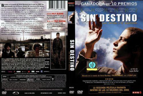 Sin Destino - dvd