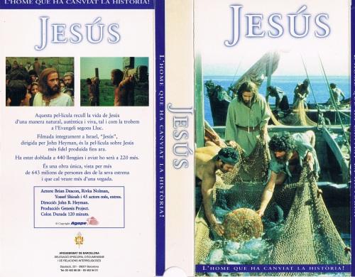 Jesús, l'home que ha canviat la història caratula