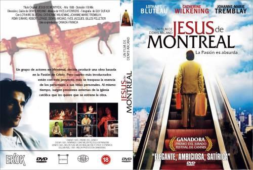 Jesus De Montreal Custom Por Delarc - dvd