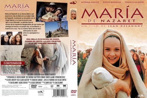 Maria De Nazaret, de Delannoy caratula