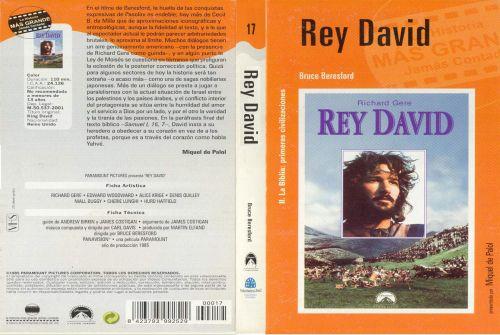Rey David Custom Por Mariomaga - dvd