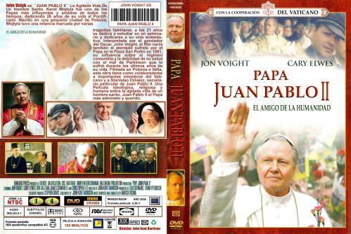 El Papa Juan Pablo Ii Caratula - dvd