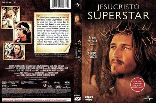 Jesucristo Superstar caratula dvd