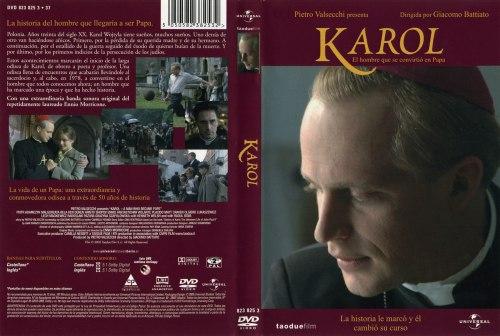 Karol-el hombre que Caratula