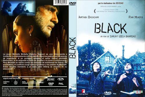 Black - dvd
