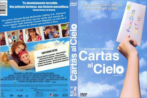 Cartas Al Cielo - dvd