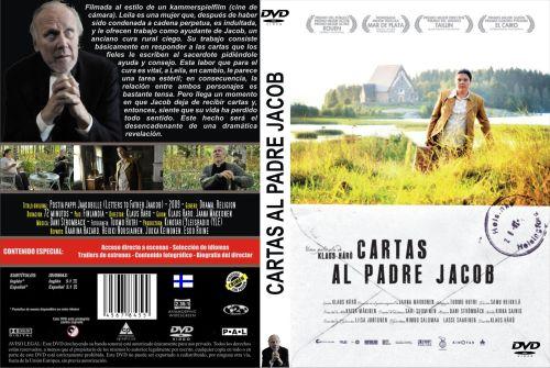 Cartas Al Padre Jacob - dvd