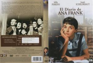 El Diario De Ana Frank 1959 - dvd