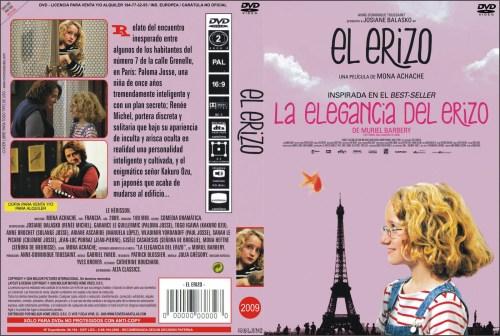 El Erizo - dvd