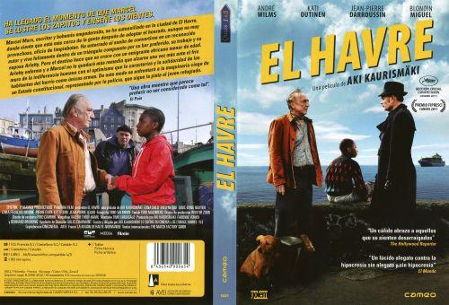 El Havre - dvd