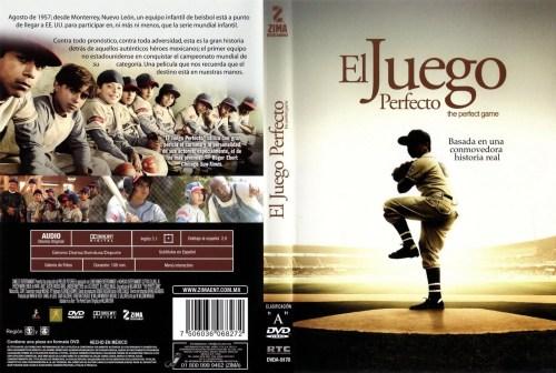 El Juego Perfecto - dvd
