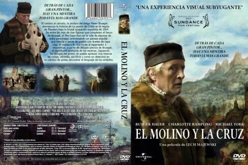 El Molino Y La Cruz - dvd