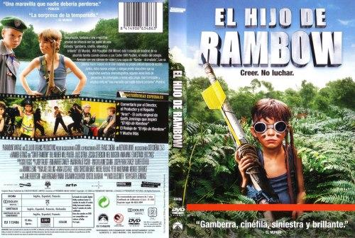 El_Hijo_De_Rambow-Caratula