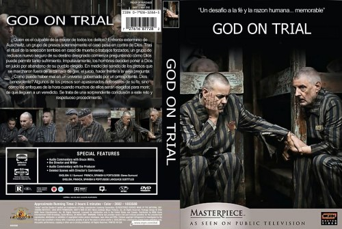 God On Trial dvd